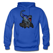 Load image into Gallery viewer, Watch Your Six - Heavy Blend Hoodie - royal blue