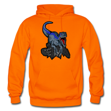 Load image into Gallery viewer, Watch Your Six - Heavy Blend Hoodie - orange