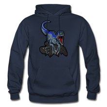 Load image into Gallery viewer, Watch Your Six - Heavy Blend Hoodie - navy