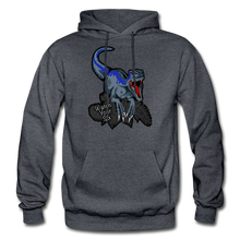 Load image into Gallery viewer, Watch Your Six - Heavy Blend Hoodie - charcoal gray