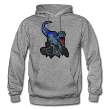 Load image into Gallery viewer, Watch Your Six - Heavy Blend Hoodie - graphite heather