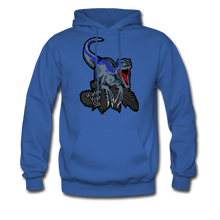 Load image into Gallery viewer, Watch Your Six - Midweight Hoodie - royal blue