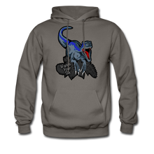 Load image into Gallery viewer, Watch Your Six - Midweight Hoodie - asphalt gray