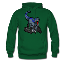 Load image into Gallery viewer, Watch Your Six - Midweight Hoodie - forest green