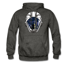 Load image into Gallery viewer, SpaceX Crew Dragon Tribute - Heavyweight Hoodie - charcoal
