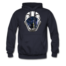 Load image into Gallery viewer, SpaceX Crew Dragon Tribute - Heavyweight Hoodie - navy
