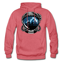 Load image into Gallery viewer, Inspiration - Heavy Blend Hoodie - heather red