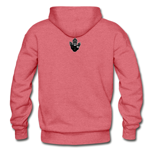 Inspiration - Heavy Blend Hoodie - heather red