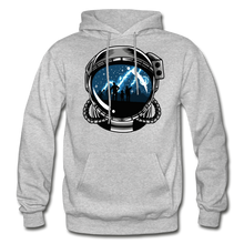 Load image into Gallery viewer, Inspiration - Heavy Blend Hoodie - heather gray