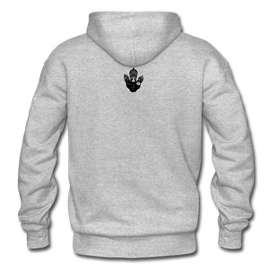 Inspiration - Heavy Blend Hoodie - heather gray