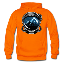 Load image into Gallery viewer, Inspiration - Heavy Blend Hoodie - orange