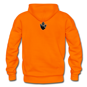 Inspiration - Heavy Blend Hoodie - orange