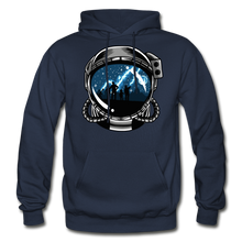 Load image into Gallery viewer, Inspiration - Heavy Blend Hoodie - navy