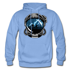 Inspiration - Heavy Blend Hoodie - carolina blue