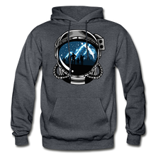 Load image into Gallery viewer, Inspiration - Heavy Blend Hoodie - charcoal gray