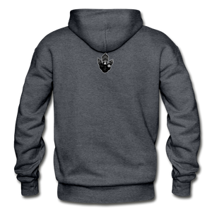 Inspiration - Heavy Blend Hoodie - charcoal gray