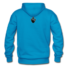 Load image into Gallery viewer, Inspiration - Heavy Blend Hoodie - turquoise
