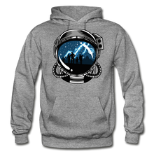 Load image into Gallery viewer, Inspiration - Heavy Blend Hoodie - graphite heather