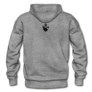Inspiration - Heavy Blend Hoodie - graphite heather