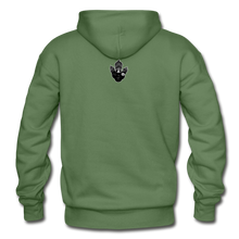 Load image into Gallery viewer, Inspiration - Heavy Blend Hoodie - military green