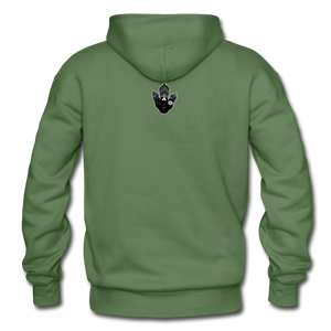 Inspiration - Heavy Blend Hoodie - military green