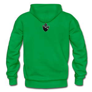 Inspiration - Heavy Blend Hoodie - kelly green