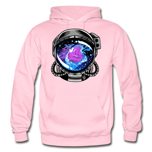 Orion's Nebula - Heavy Blend Hoodie - light pink