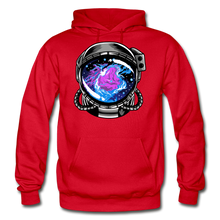 Load image into Gallery viewer, Orion's Nebula - Heavy Blend Hoodie - red
