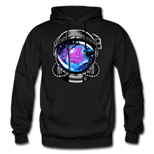 Load image into Gallery viewer, Orion's Nebula - Heavy Blend Hoodie - black