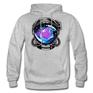 Orion's Nebula - Heavy Blend Hoodie - heather gray