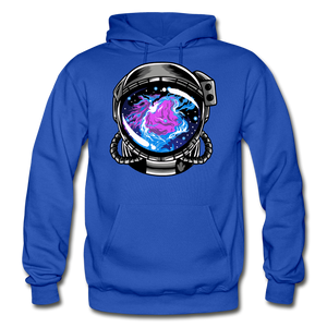 Orion's Nebula - Heavy Blend Hoodie - royal blue