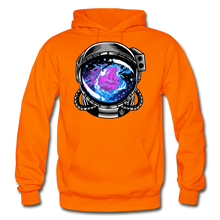 Load image into Gallery viewer, Orion's Nebula - Heavy Blend Hoodie - orange