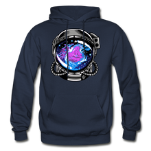 Load image into Gallery viewer, Orion's Nebula - Heavy Blend Hoodie - navy