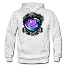 Load image into Gallery viewer, Orion's Nebula - Heavy Blend Hoodie - light heather gray