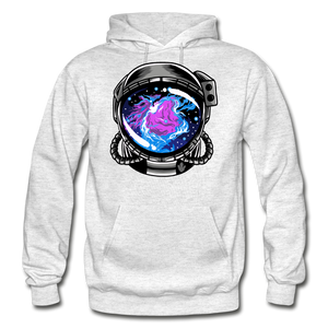 Orion's Nebula - Heavy Blend Hoodie - light heather gray