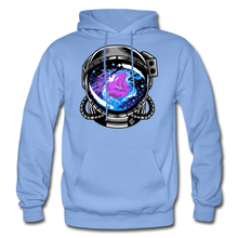 Load image into Gallery viewer, Orion's Nebula - Heavy Blend Hoodie - carolina blue