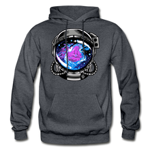 Load image into Gallery viewer, Orion's Nebula - Heavy Blend Hoodie - charcoal gray