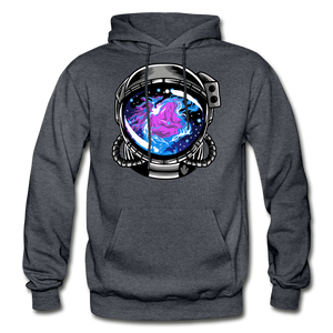 Orion's Nebula - Heavy Blend Hoodie - charcoal gray
