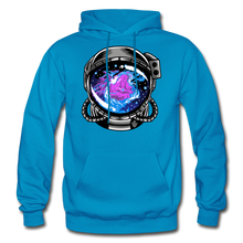 Load image into Gallery viewer, Orion's Nebula - Heavy Blend Hoodie - turquoise