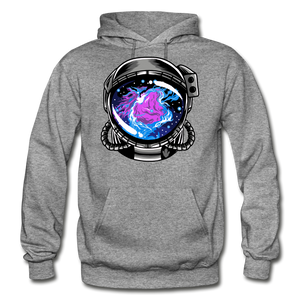 Orion's Nebula - Heavy Blend Hoodie - graphite heather