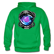 Load image into Gallery viewer, Orion's Nebula - Heavy Blend Hoodie - kelly green
