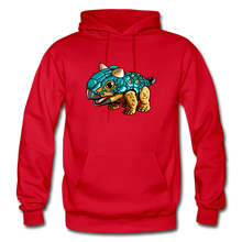Load image into Gallery viewer, Bumpy - Heavy Blend Hoodie - red
