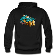 Load image into Gallery viewer, Bumpy - Heavy Blend Hoodie - black