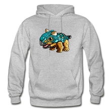 Load image into Gallery viewer, Bumpy - Heavy Blend Hoodie - heather gray