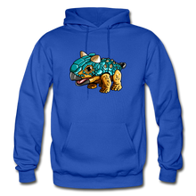 Load image into Gallery viewer, Bumpy - Heavy Blend Hoodie - royal blue