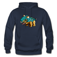 Load image into Gallery viewer, Bumpy - Heavy Blend Hoodie - navy