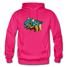 Load image into Gallery viewer, Bumpy - Heavy Blend Hoodie - fuchsia