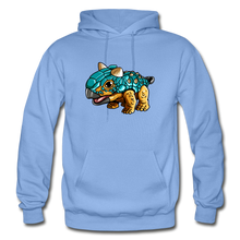 Load image into Gallery viewer, Bumpy - Heavy Blend Hoodie - carolina blue