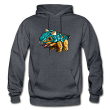 Load image into Gallery viewer, Bumpy - Heavy Blend Hoodie - charcoal gray