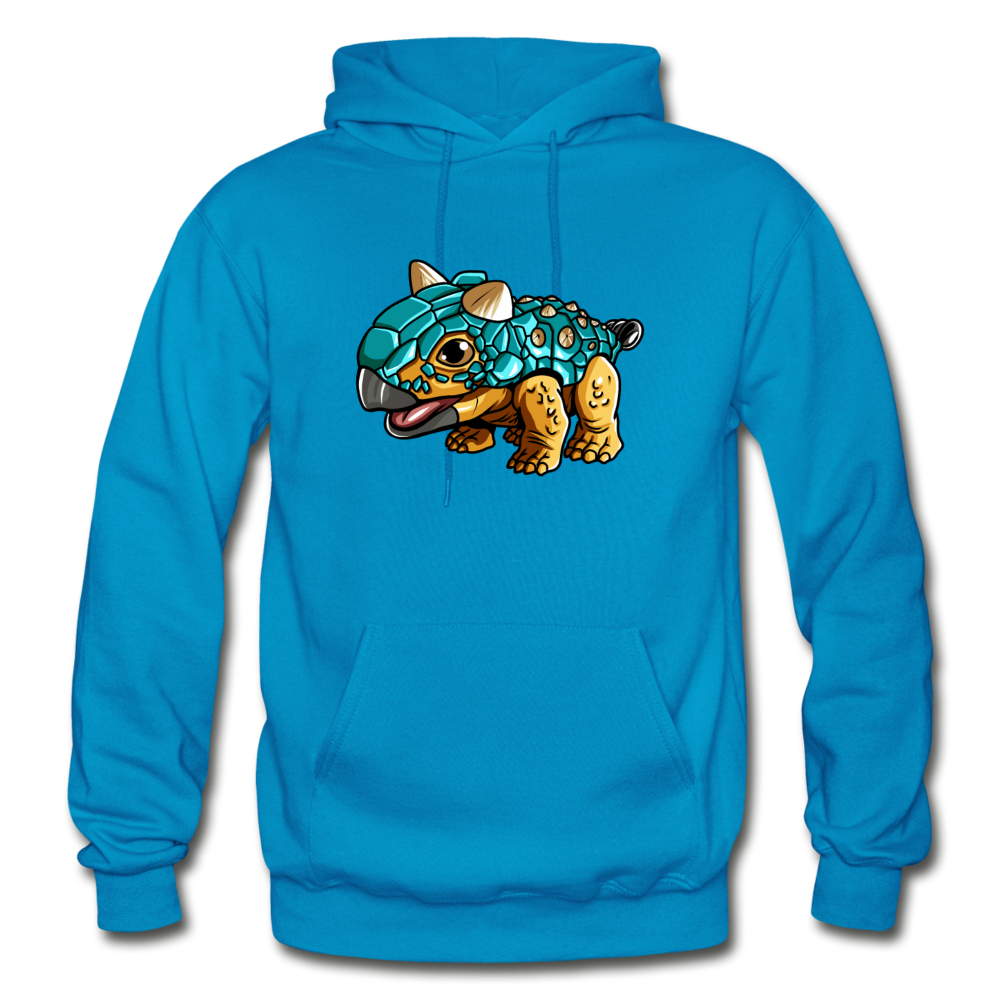 Bumpy - Heavy Blend Hoodie - turquoise